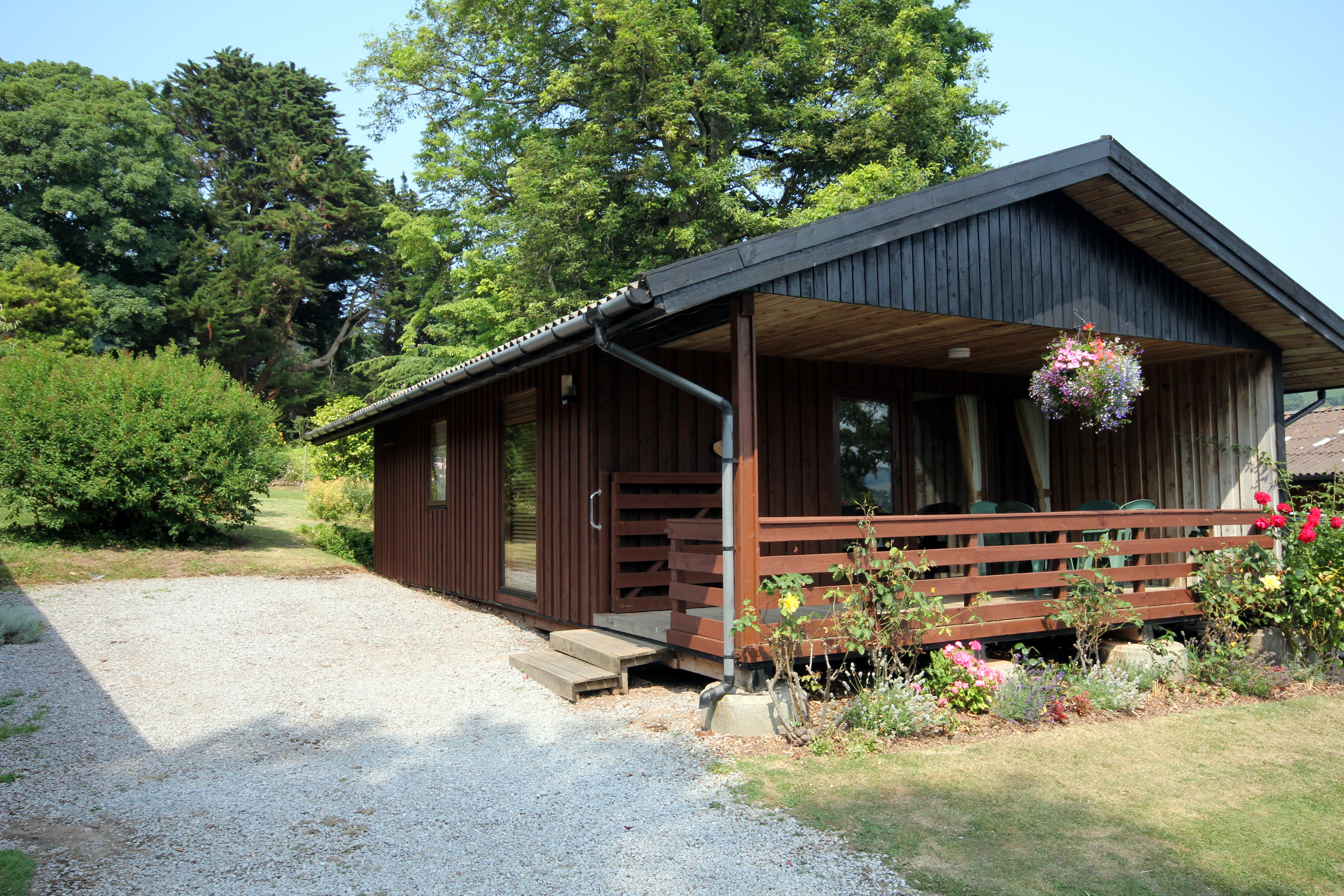 Yew Tree Self Catering Lodge
