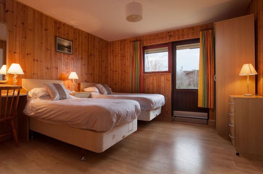 Laburnum Twin Bedroom
