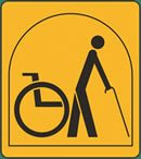 Disabled friendly accommodation