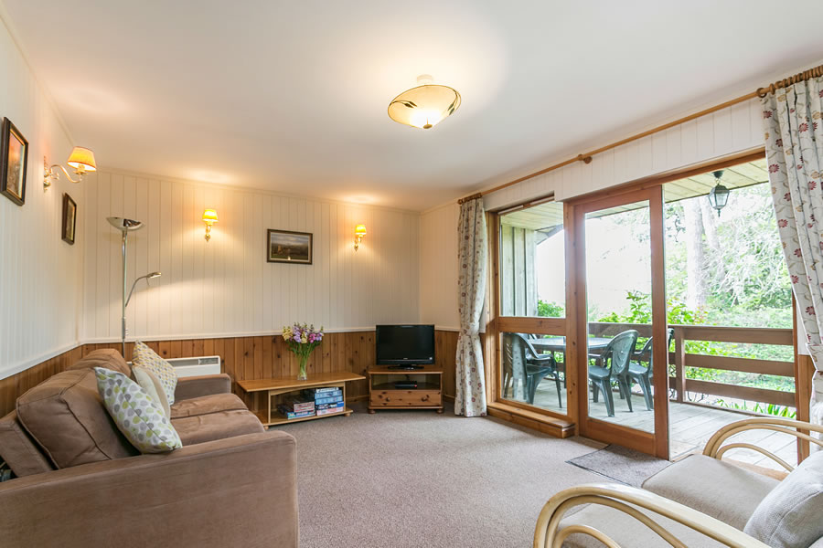 Cherry Treet Lodge Lounge