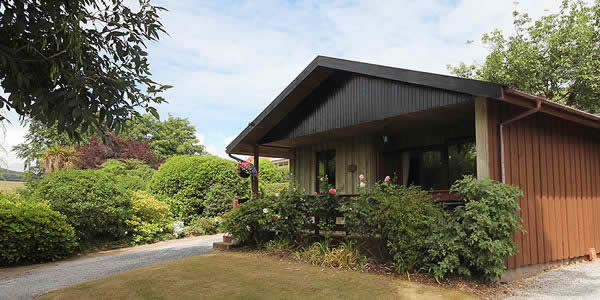 6 Self Catering Holiday Lodges in Minehead, Exmoor
